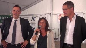 Finale Ghjustra Europea, euphorie générale avec pour animateurs le président de l'exécutif Gilles Simeoni et le maire de Bastia !