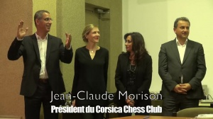 Ceremonia d'apertura di u 20u Corsican Circuit