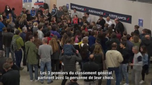 Echec et Mat N°34 - Tournoi Air France au Campus Dom