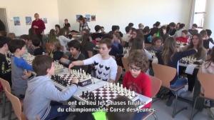 Echec et mat n°10 - Championnat de Corse des jeunes
