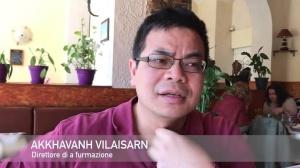 Interview d'Akkha Vilaisarn.