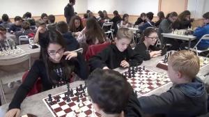 N°6 Des centaines de jeunes au qualificatifs du Championnat de Corse