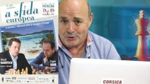 """Annonce du """"défi européen en mai à Portivechju"""