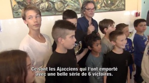 N°19  Bastiais et ajacciens champions de Corse, Maxime Vachier-Lagrave en difficulté au Grand Prix Fide