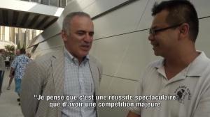 N°25 - Kasparov invite une délégation corse en Croatie