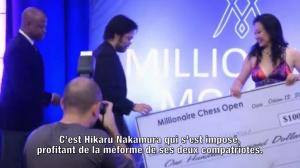 N°31 - Carlsen, Grischuk, Nakamura, Wesley So... les vainqueurs de l'automne