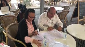 Signature du partenariat avec Orezza