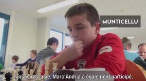 N°15 - Marc'Andria Maurizzi démarre l'année en boulet de canon