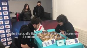 N°18 - Championnat de France Universitaire + Open de Gibraltar