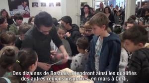 N°15 - Qualificatifs Bastiais et coup d'éclat de Fabiano Caruana