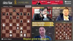 N°22 Victoire de Danil Dubov à la 2e étape du Carlsen Chess tour