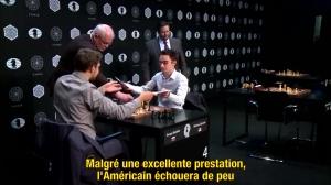 N°15 Présentation du rapport des forces au prochain Tournoi des candidats
