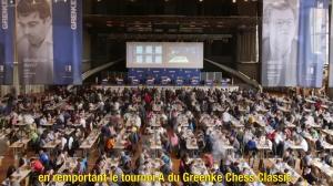 """N°19 Le """"Polgar Challenge"""" a regroupé  les 20 plus grands espoirs mondiaux"""