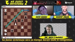 N°24  Mr Dodgy International :  un tournoi pour le Fun, mais pas que...