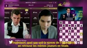 N°26 Le plus fort tournoi en ligne de l'histoire !