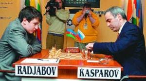 Radjabov - Kasparov